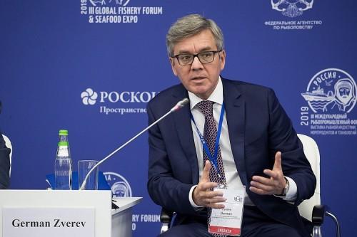Рыбацкое сообщество России поддерживает молодые таланты.