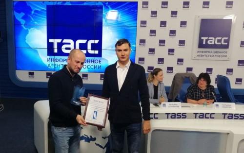 Объявлен лауреат Литературной премии журнала «Юность» имени В. Катаева